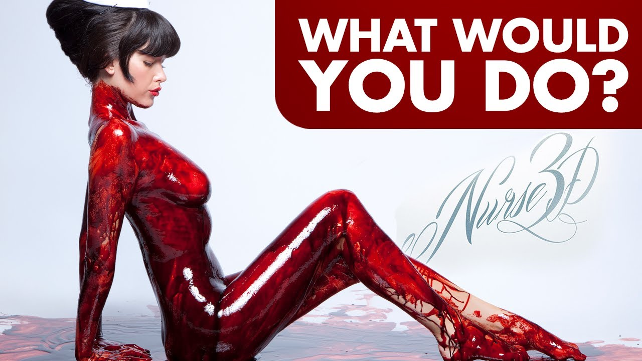 Nurse 3D - What Would You Do? | Bloodbath and Beyond
