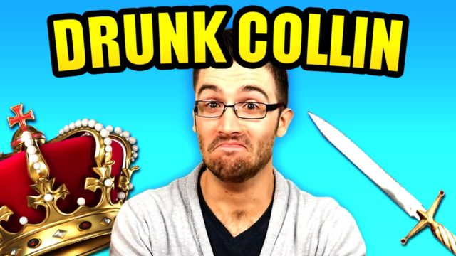 Drunk Collin aka Billy Shakes // Bloopers