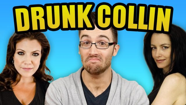 Drunk Collin Can't Speak! // Bloopers