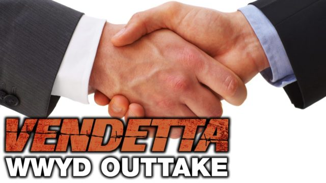 The Negotiation – VENDETTA What Would You Do Outtake