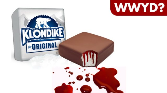 What Would You Do for a Klondike Bar? // The Scarehouse #WWYD Outtake