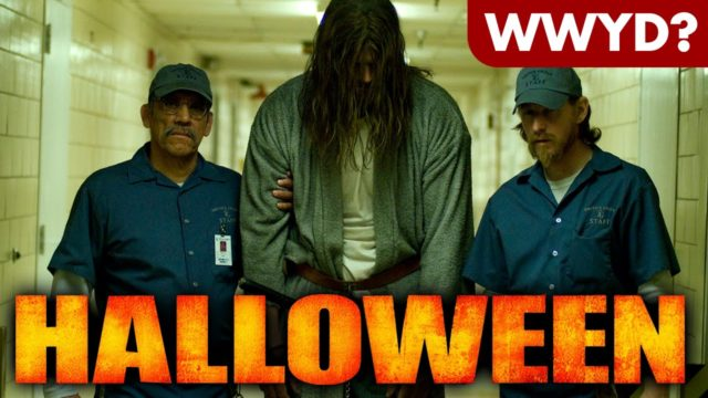 What Would You Do in Rob Zombie's Halloween?