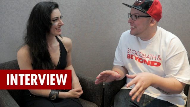 Tristan Risk Interview from Horror Rama 2015