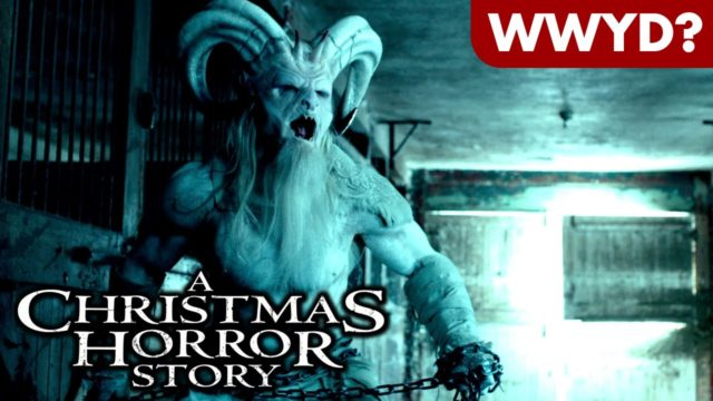 What Would You Do in A Christmas Horror Story?