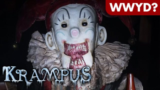 What Would You Do in Krampus (2015)?