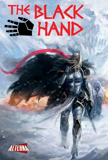 The Black Hand TP (2015) – Comic Review