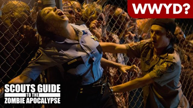 What Would You Do in Scouts Guide to the Zombie Apocalypse?