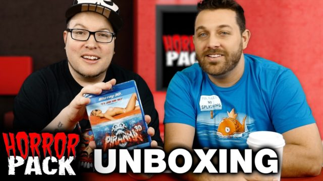 Horror Pack January 2016 Unboxing! – Horror Movie Subscription Box