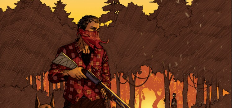 Trespasser #1 – Comic Review