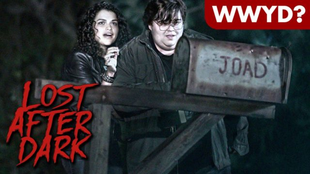 What Would You Do in Lost After Dark?