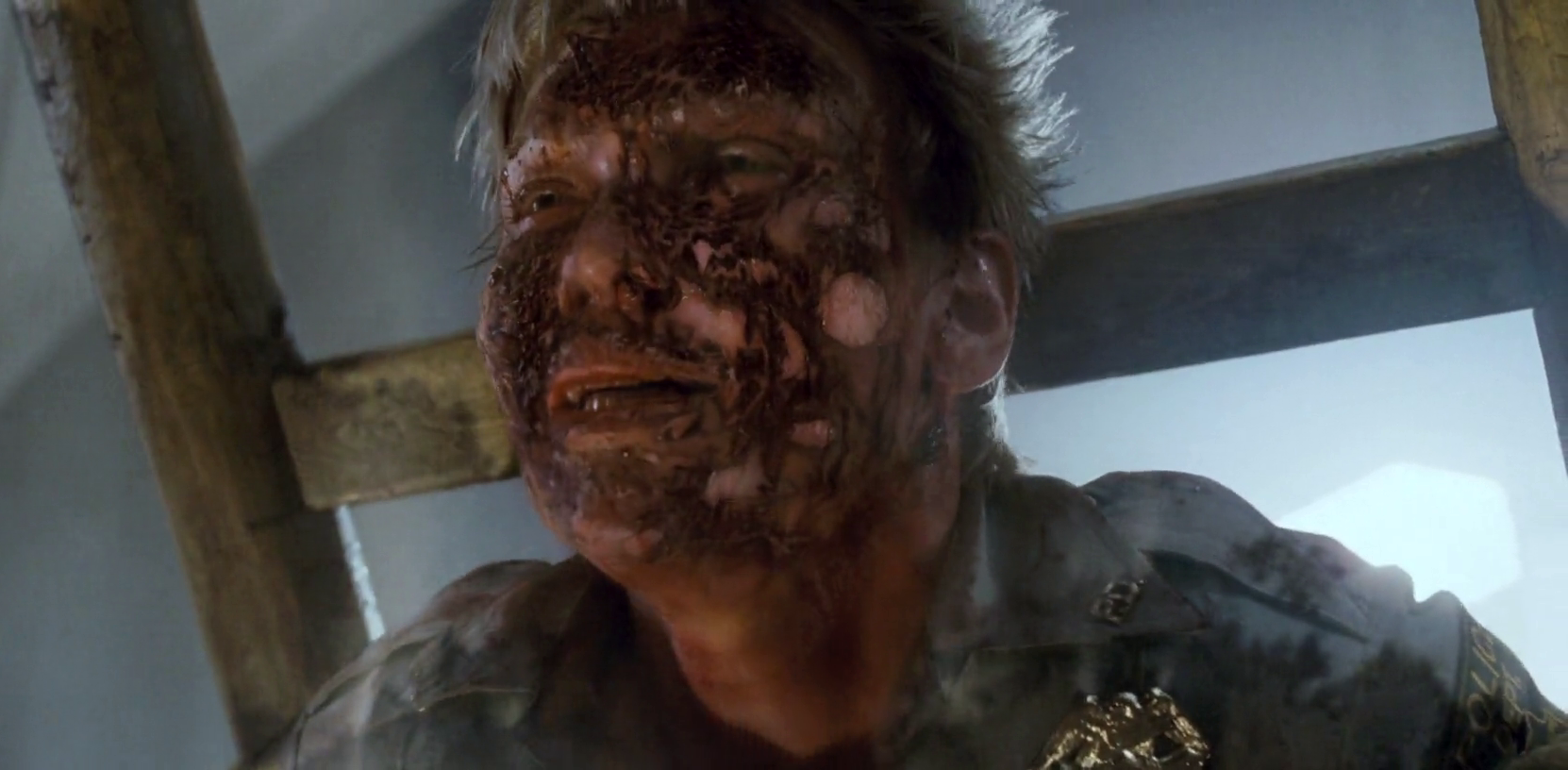 10 horror deaths that just look painful bloodbath and