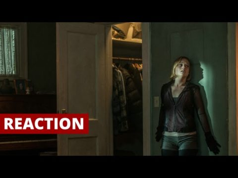 Don't Breathe (2016) Official Trailer Reaction and Review