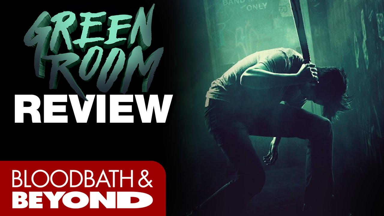 Green Room (2016) - Horror Movie Review | Bloodbath and Beyond