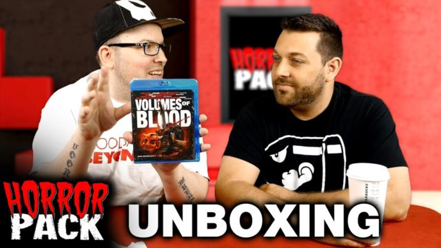 Horror Pack May 2016 Unboxing! – Horror Movie Subscription Box