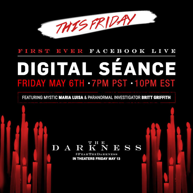 Are you ready for the first ever digital séance?