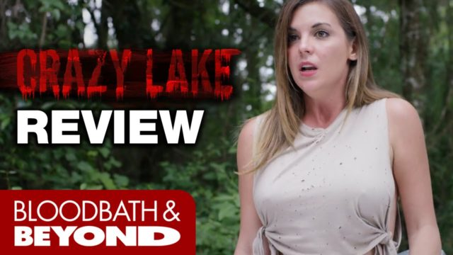 Crazy Lake (2016) – Horror Movie Review