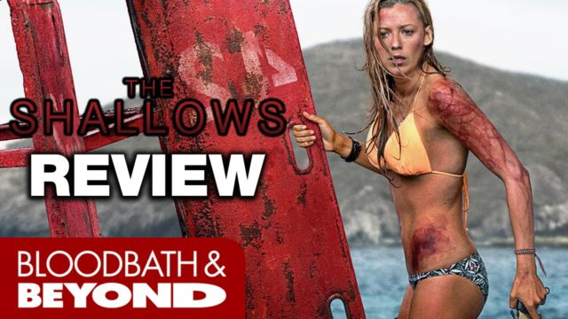 The Shallows (2016) – Horror Movie Review