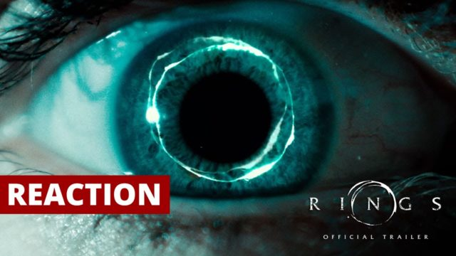 Rings (2016) Official Trailer Reaction and Review