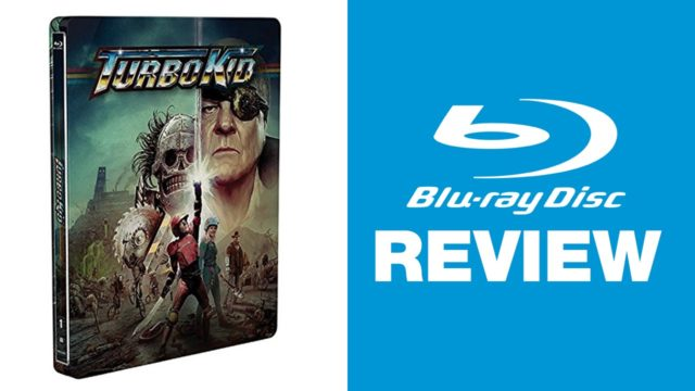 Turbo Kid Blu-ray Review | Raven Banner Entertainment