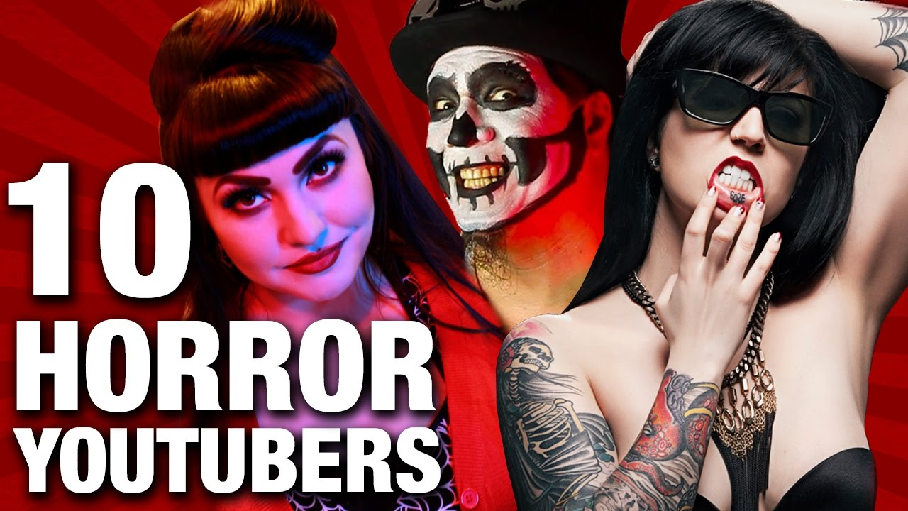 10 Underrated Horror YouTubers That You Should Subscribe To!
