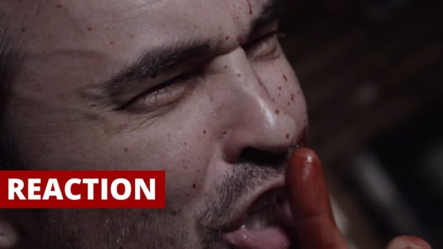 Dry Blood (2016) Official Trailer Reaction and Review