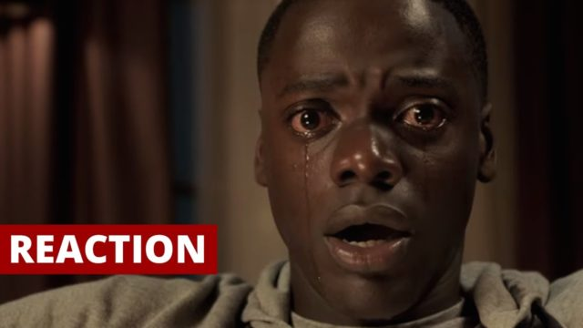 Get Out (2017) Official Trailer Reaction and Review