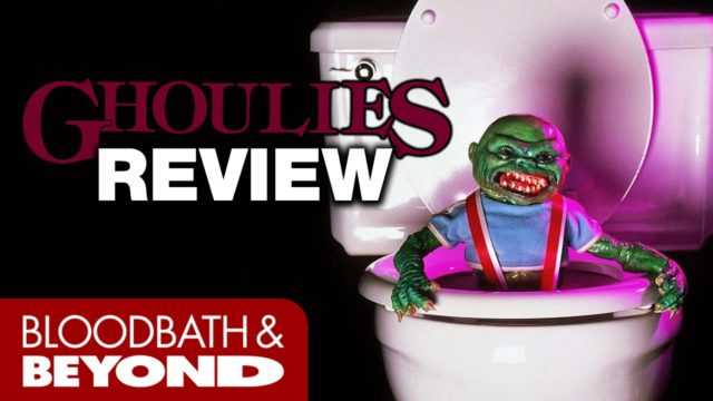 Ghoulies (1984) – Horror Movie Review