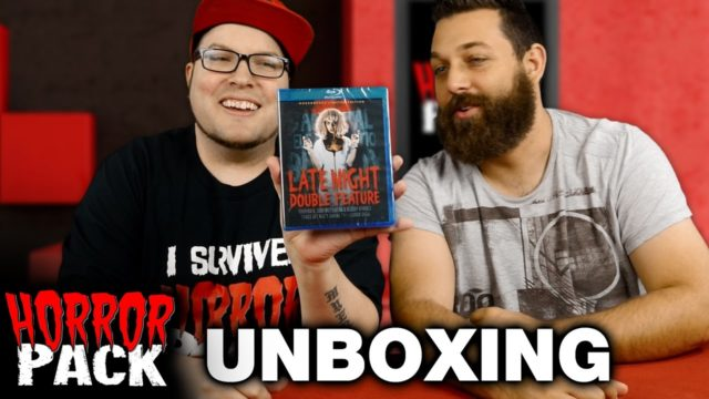 October Horror Pack 2016 Unboxing! – Horror Movie Subscription Box