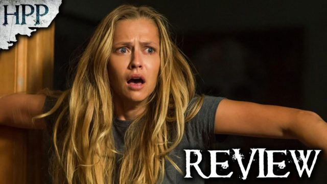 Lights Out (2016) – Horror Movie Review #HPP