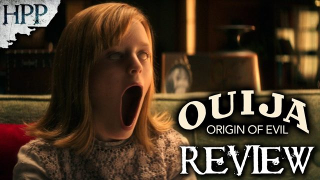 Ouija: Origin of Evil (2016) – Horror Movie Review #HPP