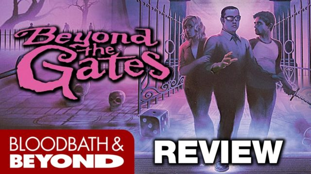 Beyond the Gates (2016) – Horror Movie Review