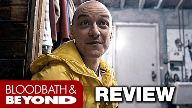 Split (2016) – Horror Movie Review