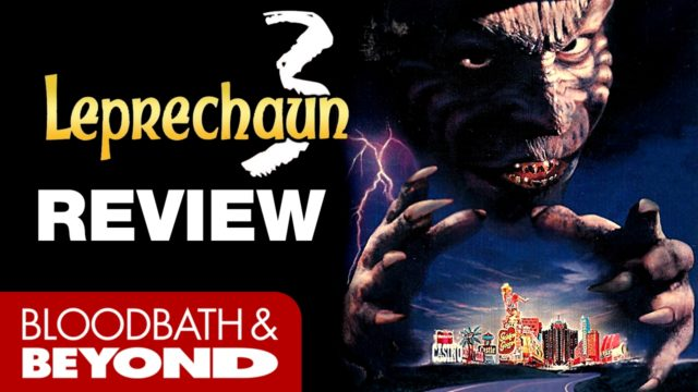 Leprechaun 3 (1995) – Horror Movie Review