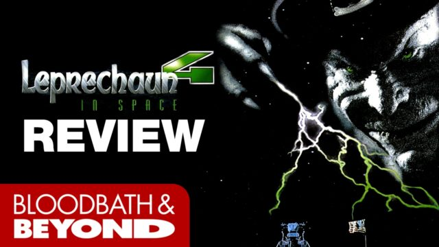 Leprechaun 4: In Space (1996) – Horror Movie Review