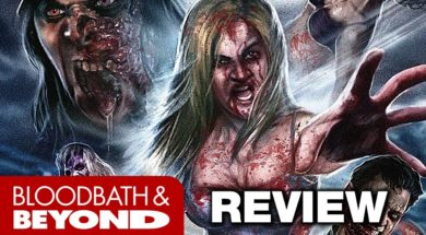 Night of Something Strange (2016) – Horror Movie Review and Giveaway