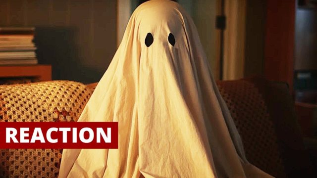 A Ghost Story (2017) Official Trailer Reaction and Review