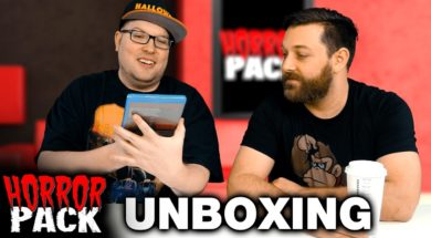 Horror Pack 2016 Unboxing! – Horror Movie Subscription Box