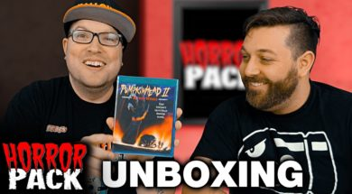 Horror Pack April 2017 Unboxing! – Horror Movie Subscription Box