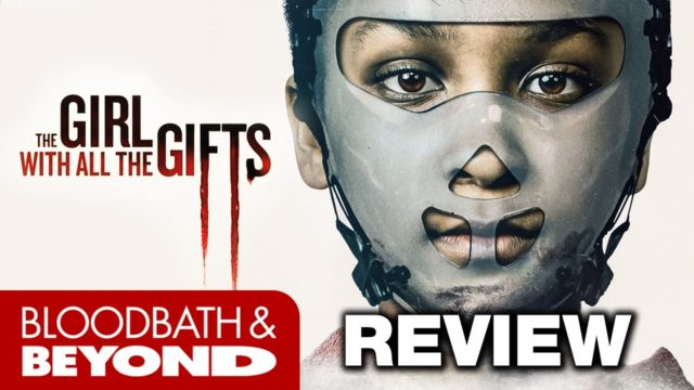 The Girl with All the Gifts (2016) – Horror Movie Review