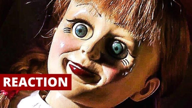 Annabelle Creation (2017) Official Trailer Reaction and Review