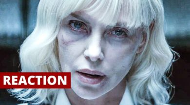 Atomic Blonde (2017) Official Trailer Reaction and Review