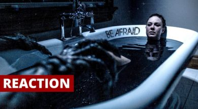 Be Afraid (2017) Official Trailer Reaction and Review