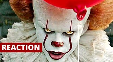 IT (2017) Official Trailer #2 Reaction and Review
