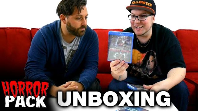 May 2017 Horror Pack Unboxing! – Horror Movie Subscription Box