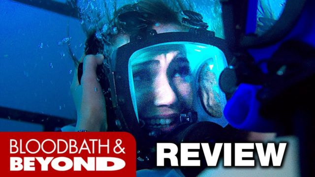 47 Meters Down (2017) – Horror Movie Review