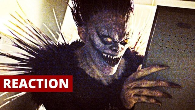Death Note (2017) Official Trailer Reaction and Review