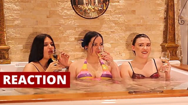 Hot Tub Party Massacre (2016) Official Trailer Reaction and Review