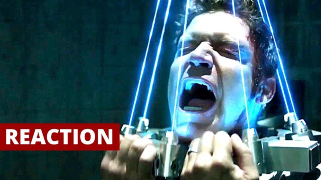 JIGSAW (2017) Official Trailer Reaction and Review