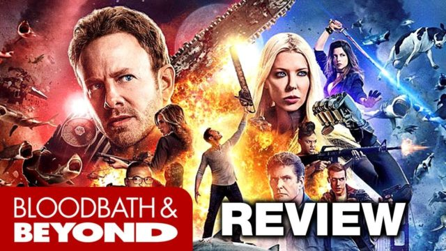Sharknado 4: The 4th Awakens (2016) – Horror Movie Review