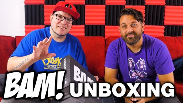 Bam Box Horror Unboxing September 2017 – Horror Subscription Box